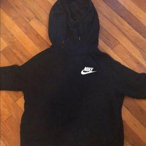 Nike Womens Cowlneck hoodie
